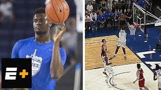 Zion Williamson highlights Duke vs. McGill [36 points, 14 rebounds] | ESPN