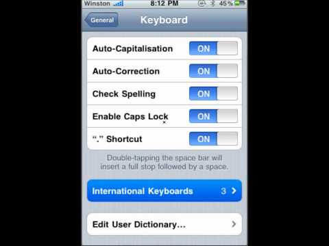 How to change the notes font on an iPhone or iPod touch