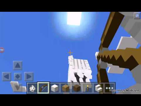 Minecraft pe:How to spawn ghast