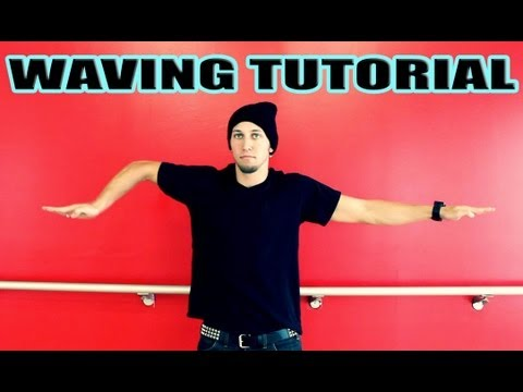 ARM WAVE TUTORIAL | How To Dance to Dubstep: WAVING »  Beginner Hip Hop Moves w/ @MattSteffanina