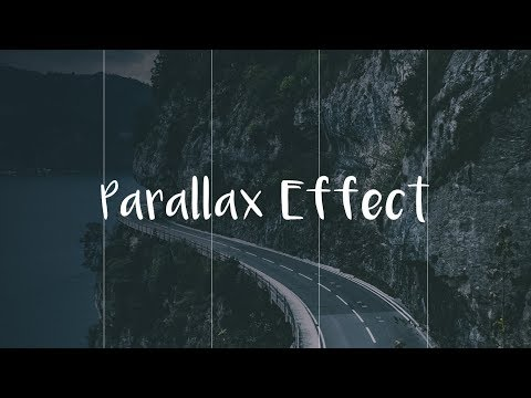 Pure CSS Parallax Scrolling | No JavaScript | HTML & CSS