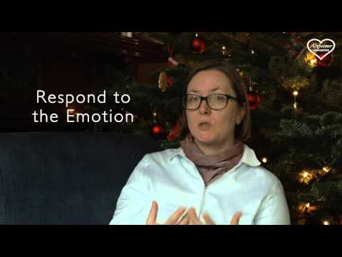 10. Delusions: What can I do if the person with Alzheimer's is delusional?