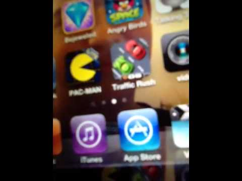iPod touch apps and smiggle info