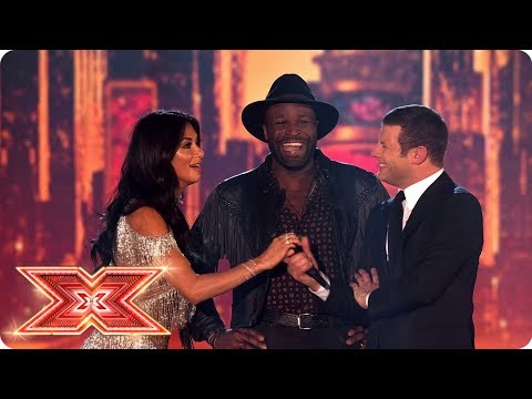 Kevin Davy White takes third place in The X Factor Final! | Final | The X Factor 2017