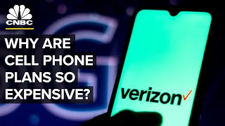 Why Do Cell Phone Bills Cost So Much In The U.S.?