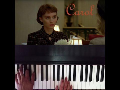 CAROL - International Trailer Soundtrack Cover
