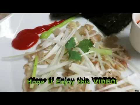 GEODUCK clams sashimi style