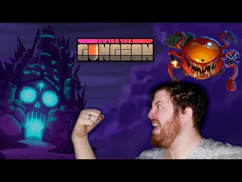 Enter the Gungeon | I heard this game is hard...