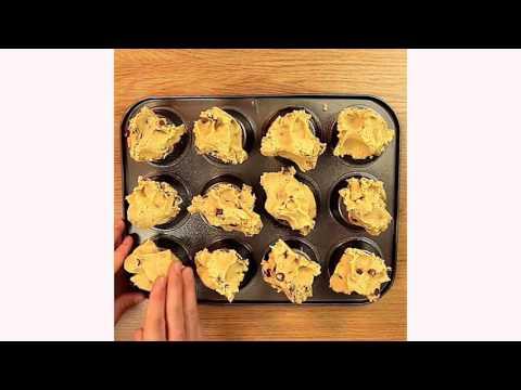 Cookie Dough Ice Cream Bowls HD