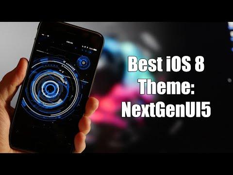 Best iOS 8 Theme - NextGenUI5