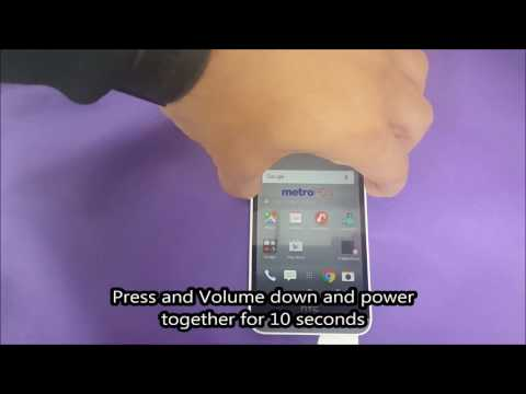 HTC Desire 530 How To remove  frozen screen
