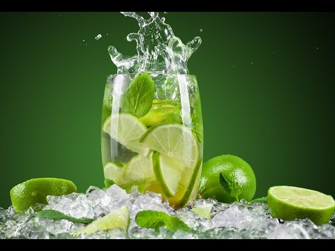 Best Healthy Refreshing Fruits with Sparkling Water