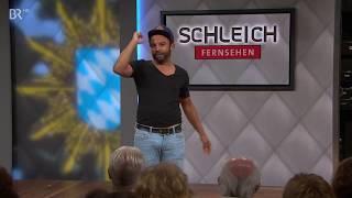 Comedy: Simon Pearce ein schwarzer Bayer und die Polizei