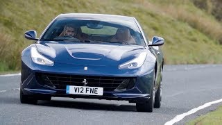 Ferrari GTC4Lusso - Chris Harris Drives - Top Gear