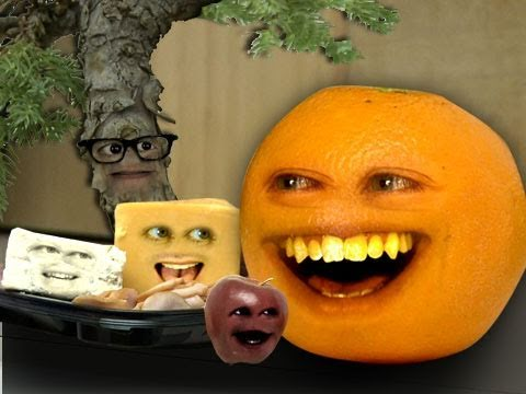 Annoying Orange - Wazzup 3: Bonsai Tree