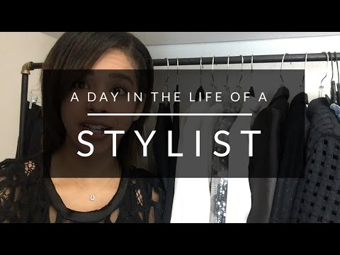 Day In The Life Of A Stylist: Shopping