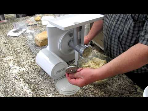 How to Make Fresh Tortilla/Tamale Dough from Dent Corn