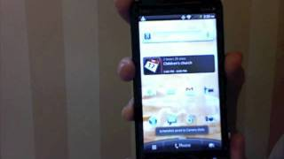 How To Take A Screen Shot On An Evo 3d Htc Android Cell Phone No Root