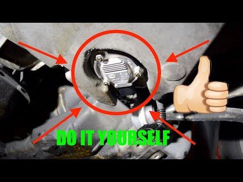 How To Replace Oil Level Sensor on E46 325ci
