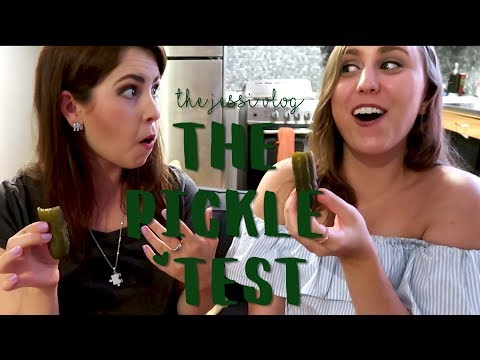 The Pickle Taste Test | BEST PICKLES EVER