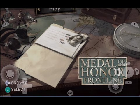 gamecube for ios- Medal of Honor Frontline ipad air (Boot Test) dolphin emulator for ios