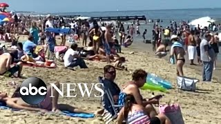 July 4th celebrations highlight COVID-19 divide as more young people are sickened
