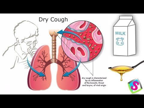 Hot Milk And Honey Treatment For Cough | Sobo Tips
