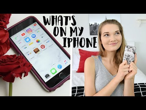What's On My iPhone 2018!! Apps You NEED On Your Phone!