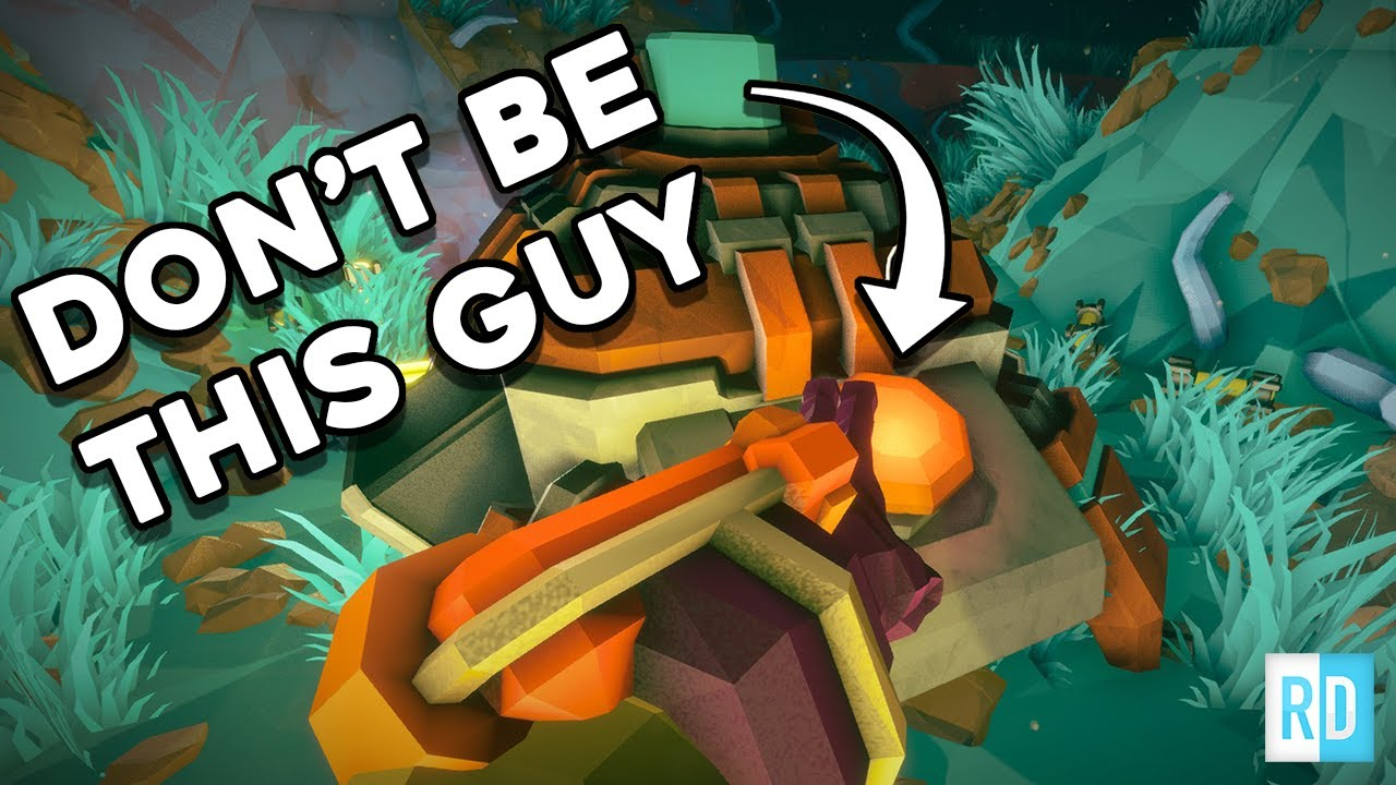How to be a GOOD player in Deep Rock Galactic - Basic Etiquette