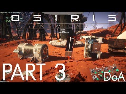 CHEM STATION, 3D PRINTER AND POWER!!! | Osiris New Dawn - Dawn of Aziel Gameplay | S02E03
