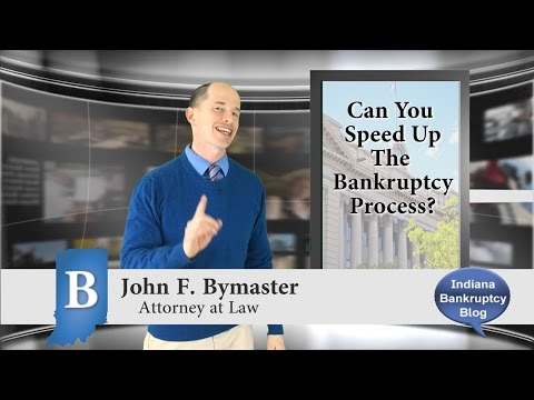 How to Speed Up the Bankruptcy Process