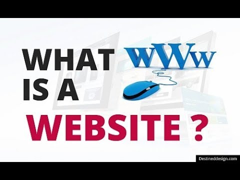 What Is A Website | Know About Website | Trending Concept