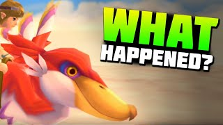 Did The Loftwings Go EXTINCT After Skyward Sword? (Zelda Theory)
