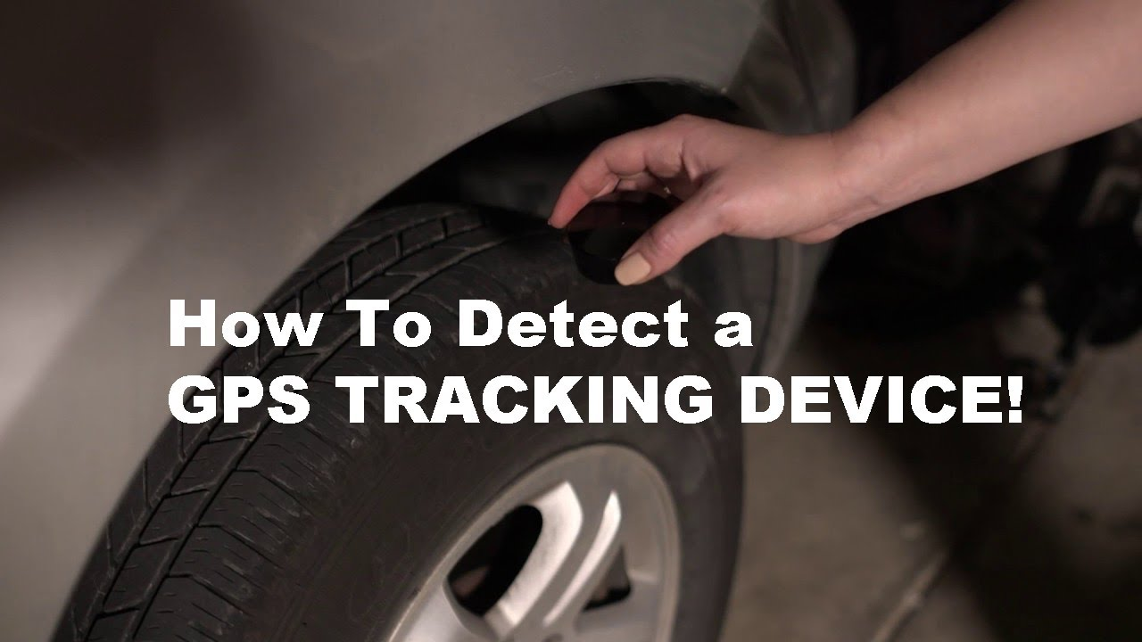 How to Detect a GPS Tracker On My Car