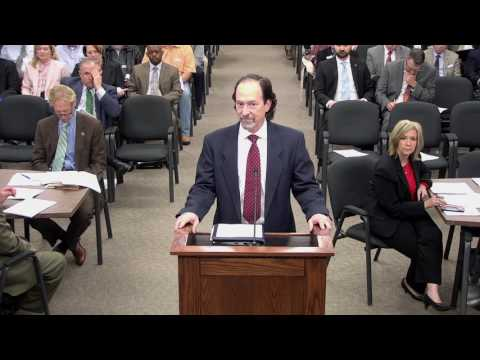 ODOT Commission Meeting, February 6, 2017