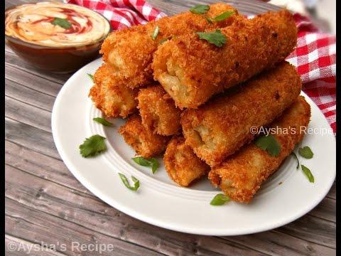 চিকেন রোল    মুচমুচে চিকেন এগ রোল     Chicken Roll    Chicken spring Roll    Chicken Egg Roll