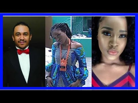 #BBNaija Cee-C Supported By Daddy Freeze Over Dress Scandal | Big Brother Naija: Double Wahala 2018