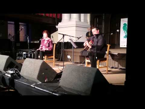 Eve Williams at Celtic Connections 2014: Ailsa Craig