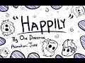One Direction Happily Animated Music Video
