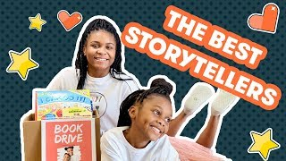 The kids who read bedtime stories to the world | Kidskind