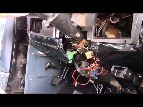 Steering Column Swap 1989 K5 Blazer