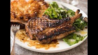 A Great Pork Chop Marinade