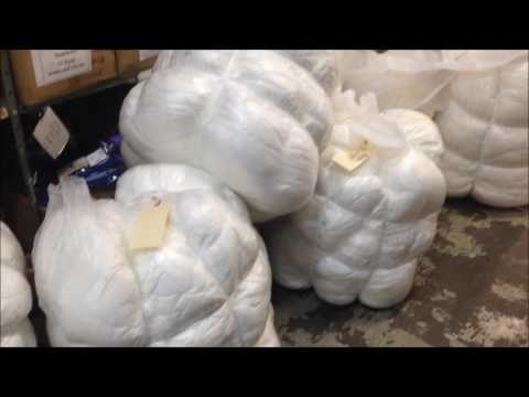 Compression Options for Bulk Orders of Polyester Pillow Forms