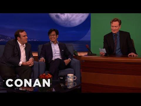 Freddie Wong & Matt Arnold Shoot Conan's