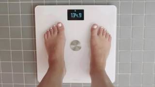 How to Weigh in on your new Withings Body scale