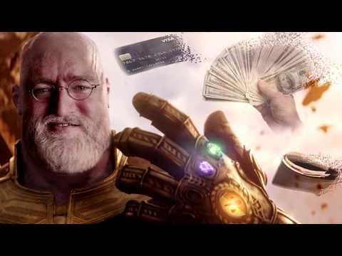 Gabe Newell Stole All My Money - DOTA 2