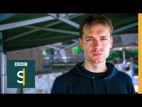 Grenfell Tower: Sean is helping children affected by the tragedy - BBC Stories