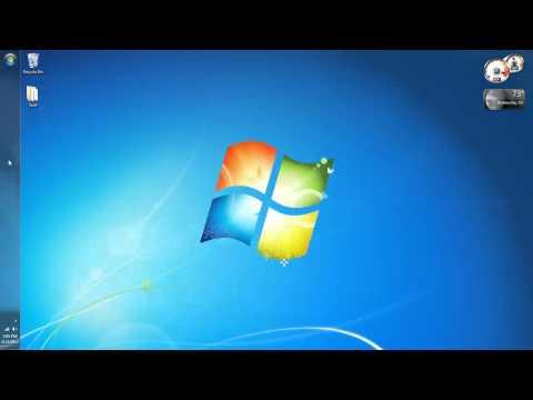 Windows 7: Moving the Taskbar