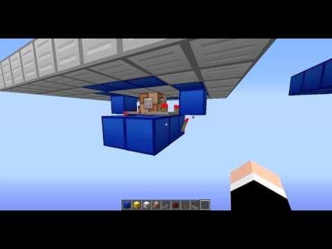 Minecraft: Player Detector/Invisible Pressure Plate [HD]
