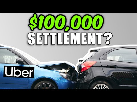 Uber Accident Settlement Amounts, Claims, Insurance & Lawsuits (2018)